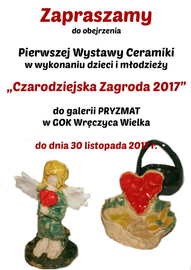 wystawa ceramika