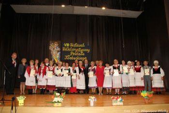 VIII Festiwal Folklorystyczny Powiatu Kłobuckiego