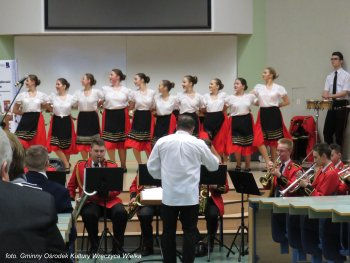 Orkiestra - 70lecie Biblioteki Politechniki Częstochowskiej