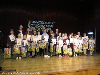 XV Powiatowy Konkurs plastyki obrzędowej