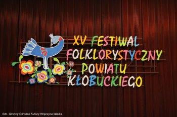 Scenografia XV Festiwal Folklorystyczny Powiatu Kłobuckiego