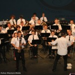 Dziecięco - Młodzieżowa Orkiestra w Hiszpanii - scena